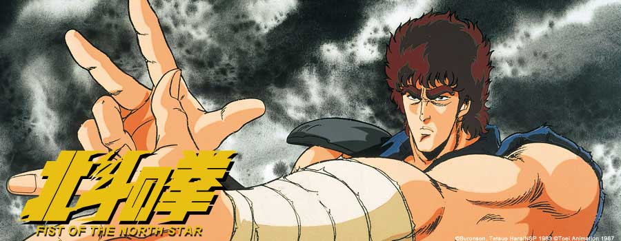 Bannière fist of the north star