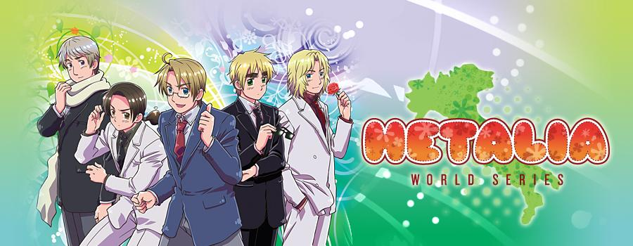 Bannière art hetalia world series