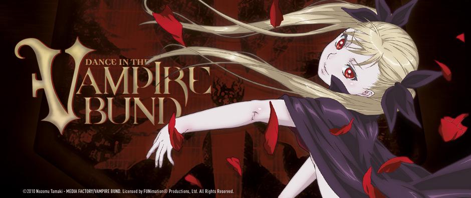 Bannière Dance Vampire Bund