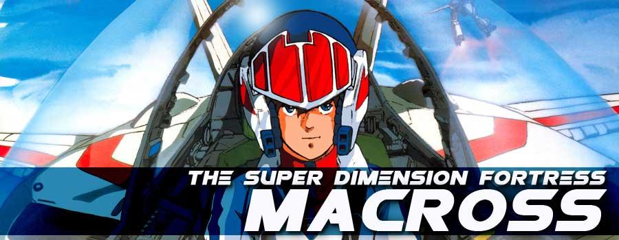 Bannière art super dimension fortress macross