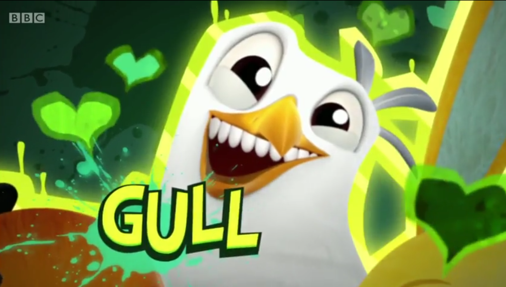 Gull Endangered Species Show Wiki Fandom Powered By Wikia
