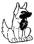 Chibi job wolf