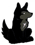Chibi charlton wolf