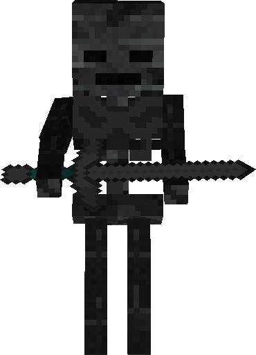 Wither Skeleton Titan The Mods Of Enderman Of D00m Wiki Fandom