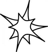 Fancy star