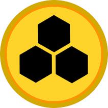3 hex