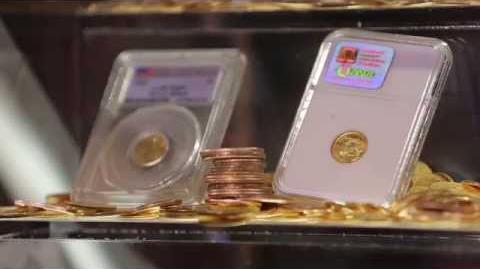 Endgame Gold Reveal at Caesars Palace
