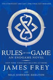 Rules of the Game book cover