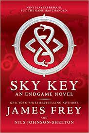 Sky Key book cover
