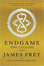 The calling book cover