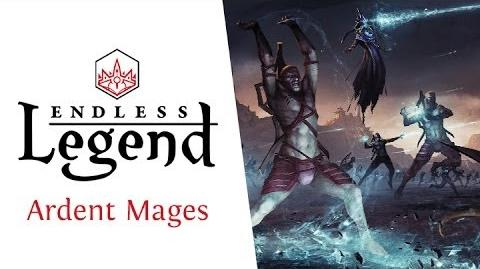 Endless Legend - Major Factions - The Ardent Mages