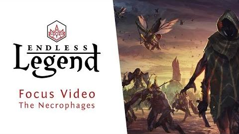 Endless Legend - Focus Video - The Necrophages