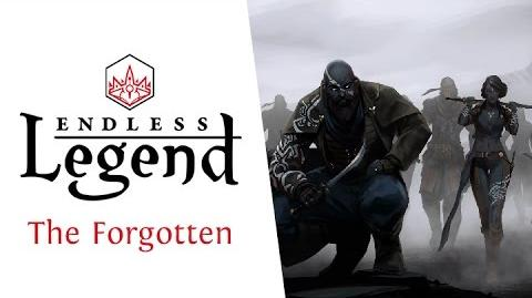 Endless Legend - Major Factions - The Forgotten