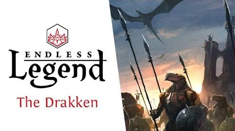 Endless Legend - Major Factions - The Drakken