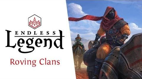 Endless Legend - Major Factions - The Roving Clans