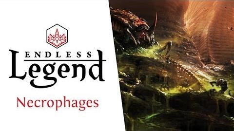 Endless Legend - Major Factions - The Necrophages