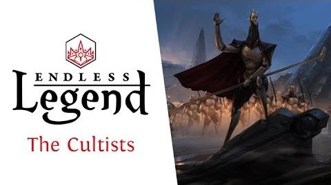 Endless Legend - Major Factions - The Cultists of the Eternal End
