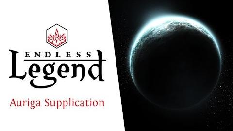 Endless Legend - Auriga Supplication - Launch Trailer
