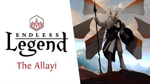 Endless Legend - Major Faction - The Allayi