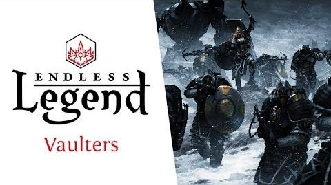 Endless Legend - Major Factions - The Vaulters