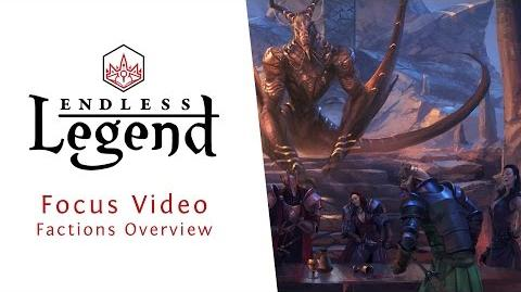 Endless Legend - Focus Video - Factions Overview