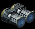 Tiny ion thruster