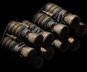 Large plasma thruster