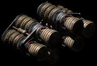 Medium plasma thruster