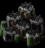 Stack core