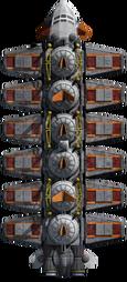 Bulk freighter