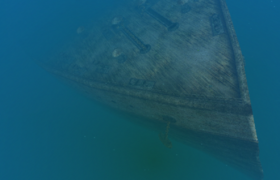 Wreck of the Navier 1