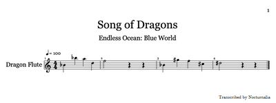 Song of Dragons Image