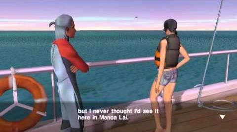 Let's Play Endless Ocean, Episode 18- Ship's Rest.