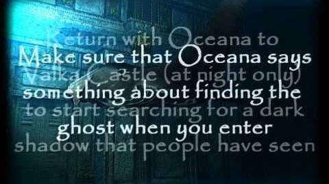 Endless Ocean Blue World How to find Phantom