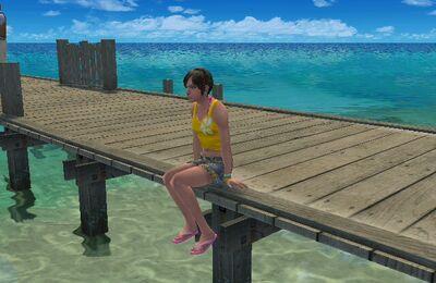Oceana on the Dock