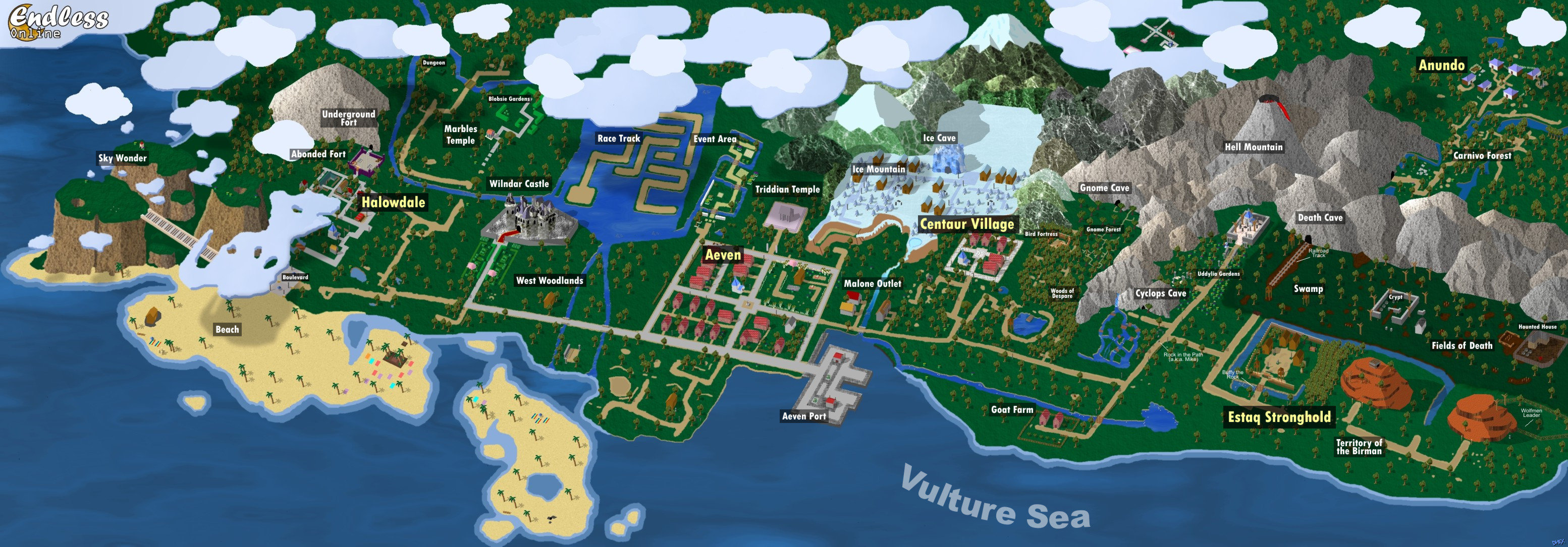Map endless online wiki fandom powered by wikia eomapbig1oi4 beautified map gumiabroncs Choice Image