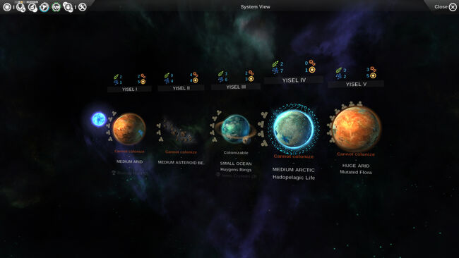 Endless Space - System View RGB