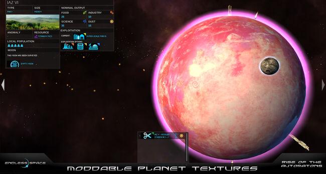 Moddable Planet Textures 2