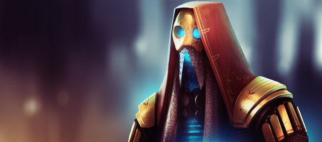 Unknown Faction Hero - Keldron Bor