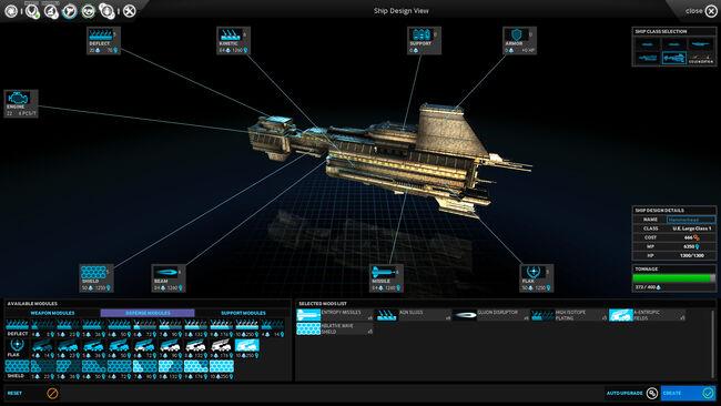 Endless Space - Ship Design RGB