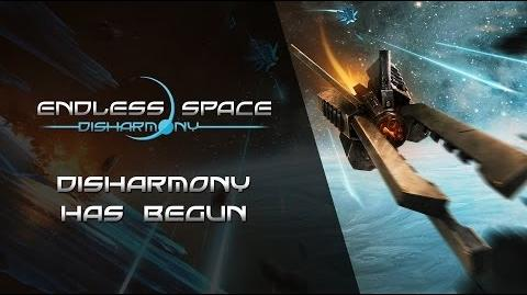 Endless Space - DISHARMONY HAS BEGUN Release Trailer-0