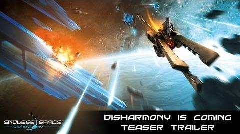 Endless Space - DISHARMONY IS COMING Teaser