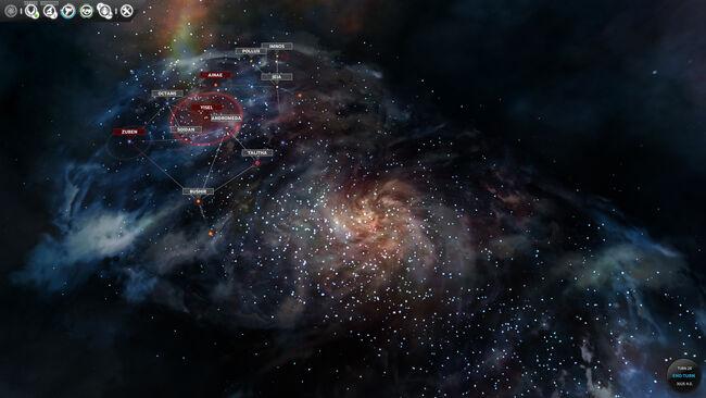 Endless Space - Galaxy View RGB