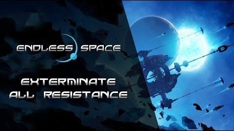 Endless Space - EXTERMINATE ALL RESISTANCE Trailer