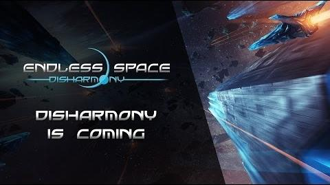 Endless Space - DISHARMONY IS COMING Teaser-3