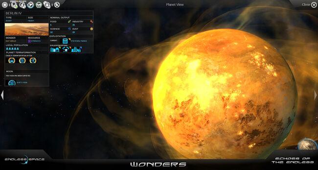 Wonders 4
