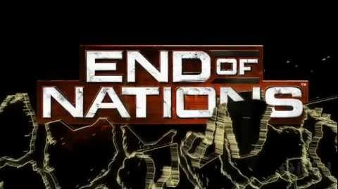 End of Nations Gamescom 2011 Trailer