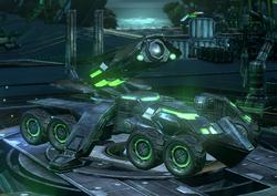 Ravager armory