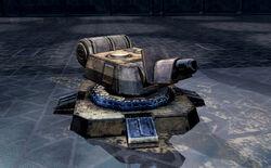 Cannon-turret