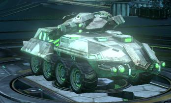 Defiant armory